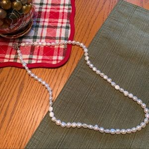Freshwater??? pearl necklace